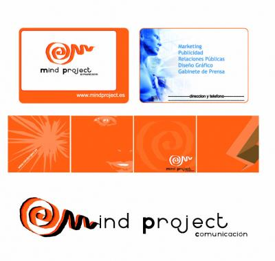 identidad corporativa mind project