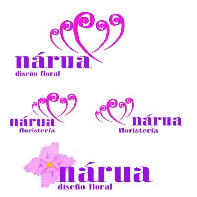 """logo """"narua"""""""