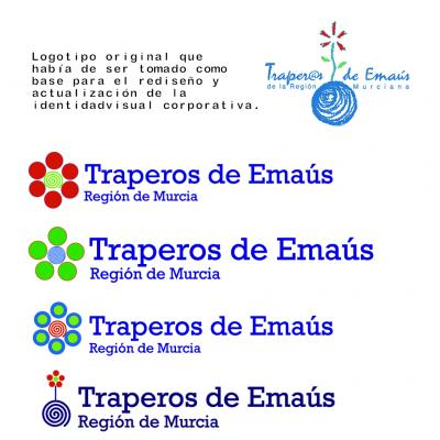 "identidad ONG ""emaus"""