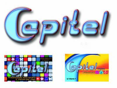 """logo """"capitel"""""""